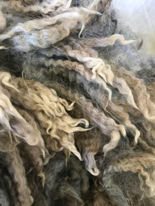 Raw Natural Color Fleece
