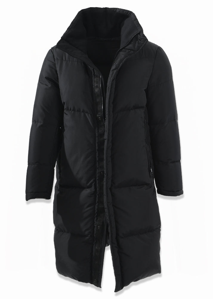 Long Down Puffer Coat