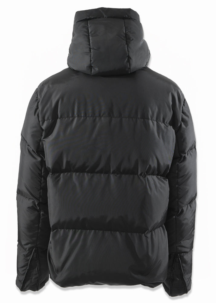 Short Down Puffer Coat