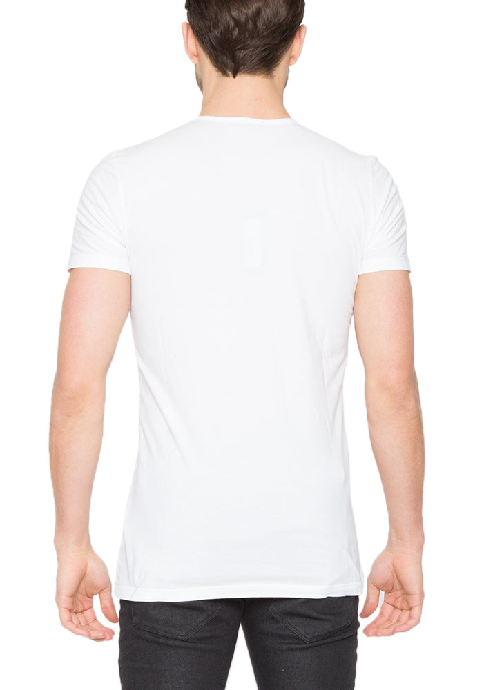 Ace Crew Neck in White-Ari Soho
