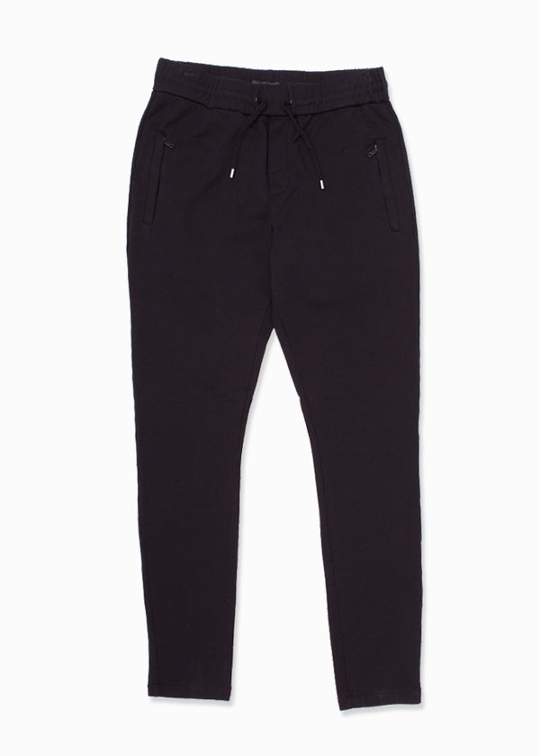 Cotton Drawstring Sweatpants-Ari Soho