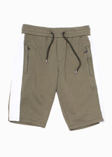 Cotton Drawstring Shorts-Ari Soho