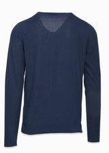 Cotton Knit Henley-Ari Soho