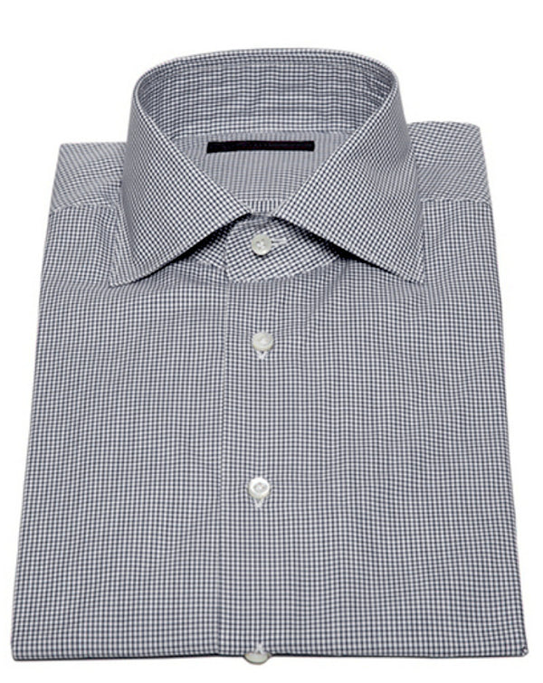 Graph Check Button Down in Black-Ari Soho