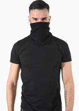 STINGII BLACK FACE MASK COTTON