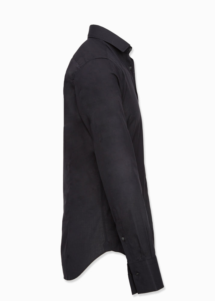 Black Dress Shirt-Ari Soho