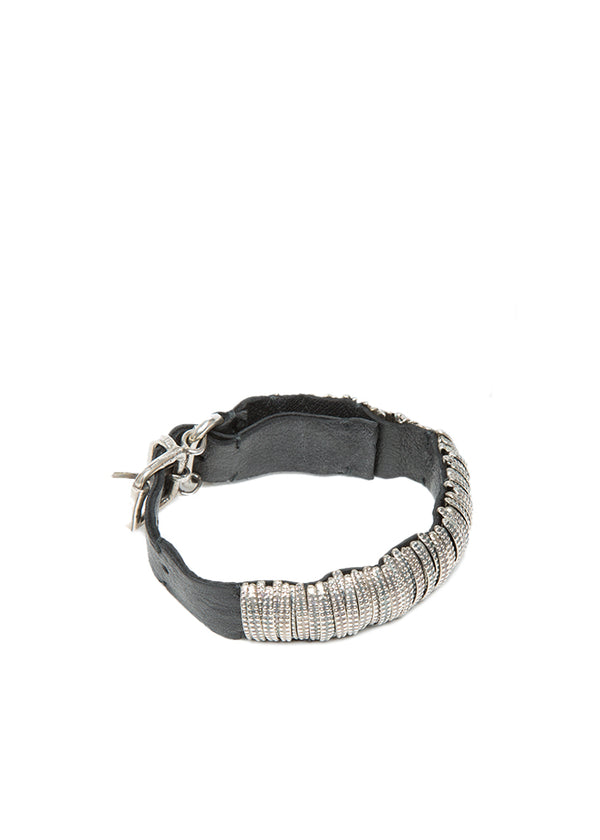 Goti Jett Leather Bracelet-Ari Soho