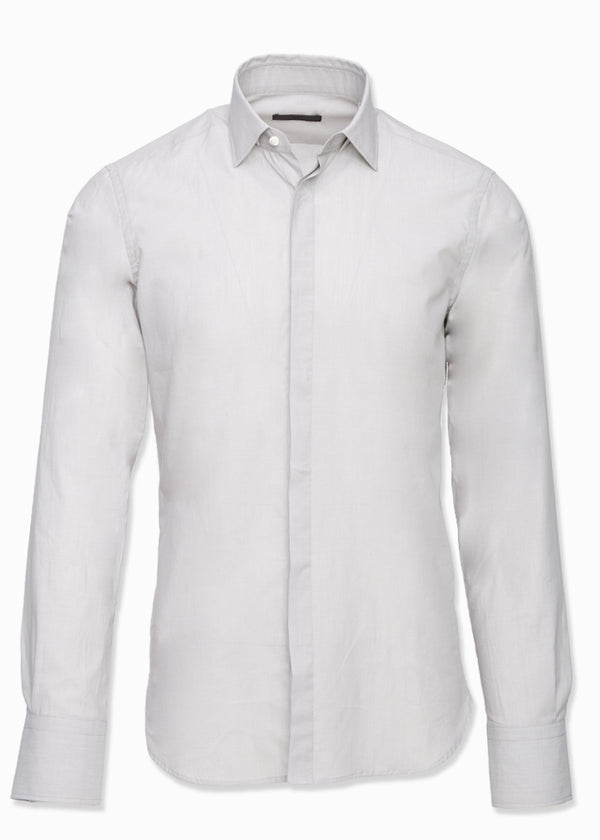 Gray Dress Shirt-Ari Soho