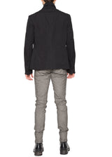 Milton Jacket in Black-Ari Soho