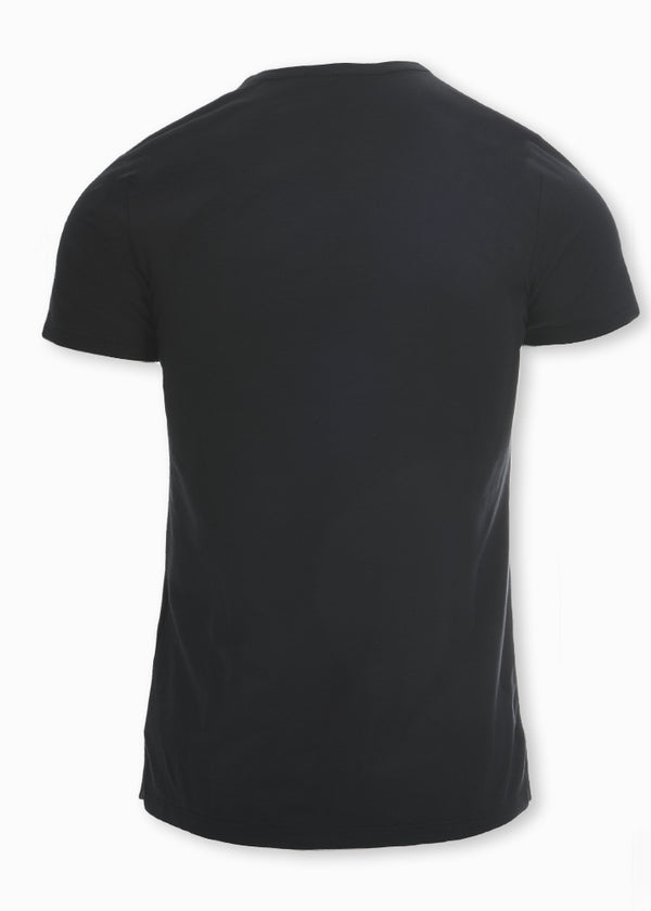 CREWNECK T-SHIRT BLACK