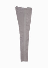 Cotton Stretch Drawstring Trousers-Ari Soho
