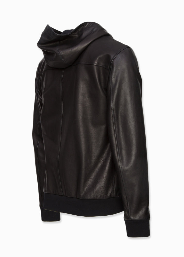Robert Hooded Jacket-Ari Soho