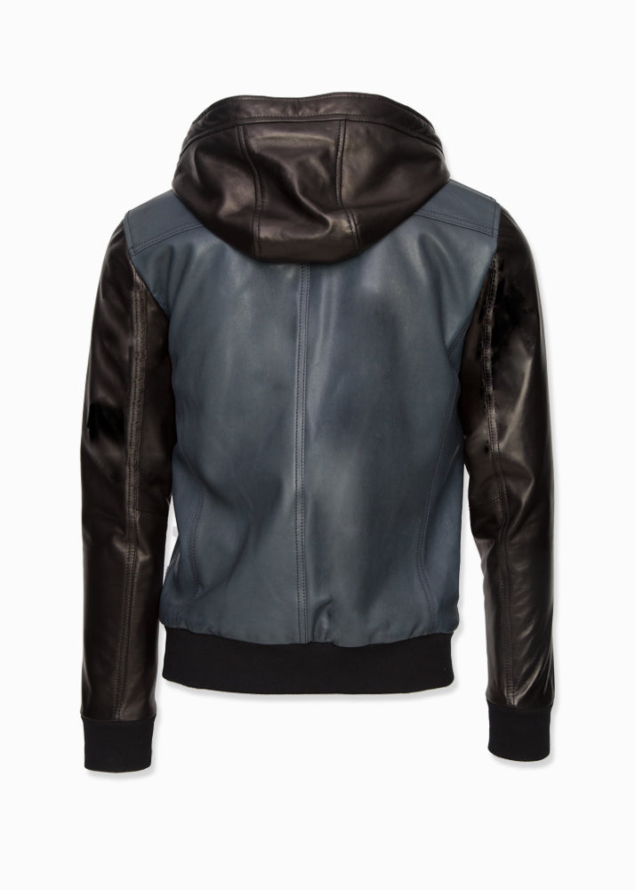 Robert Bicolor Jacket-Ari Soho