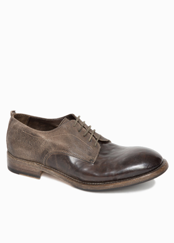 Washed Leather Dress Shoes-Ari Soho