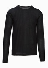 Light Cashmere Crewneck Sweater-Ari Soho