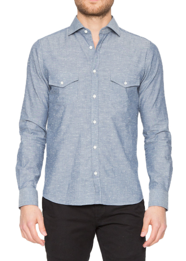 Wyatt Button Down-Ari Soho