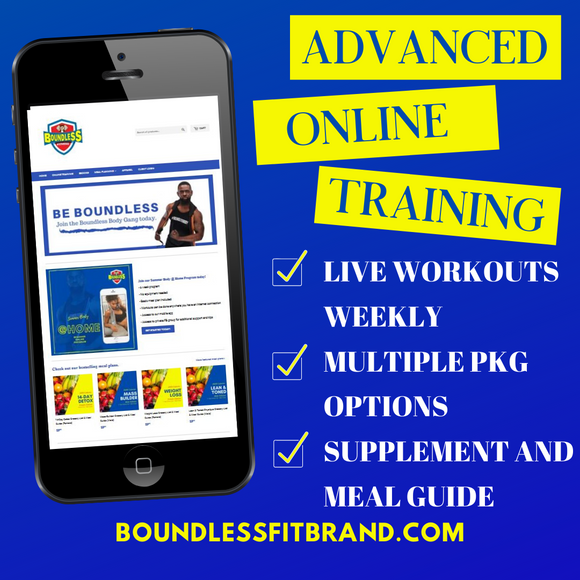 Advanced Online Training