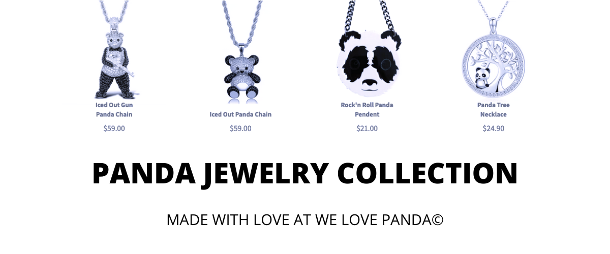 panda jewelry collection