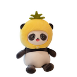 pineapple panda plush