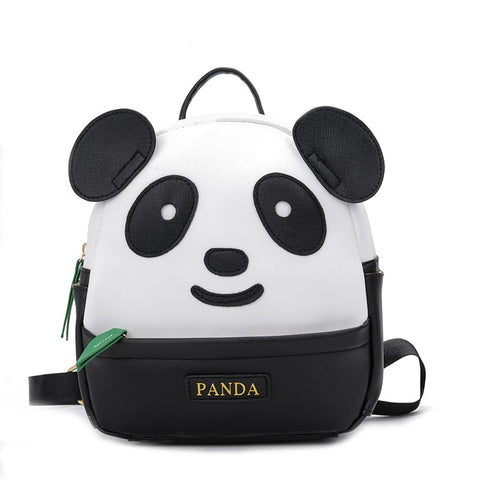 Panda Ears Backpack
