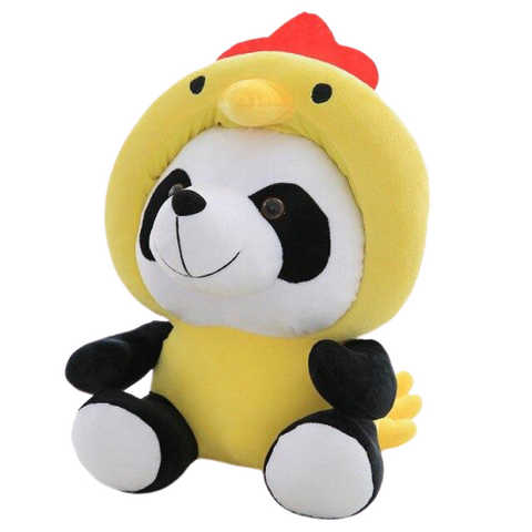 Panda Plush <br> Zodiac Sign: Cock