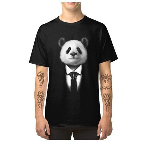 Costum Panda T-Shirt | We Love Panda