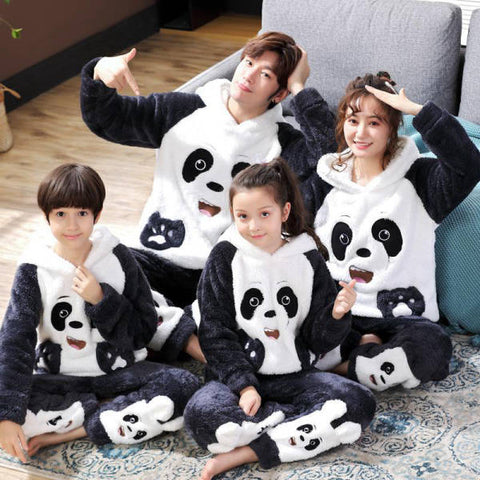 Family Panda Pajamas | We Love panda