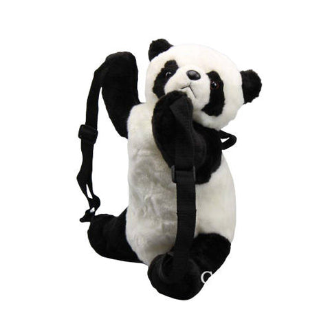 Large Panda Plush Backpack | We Love Panda