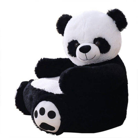 Panda  Plush Chair