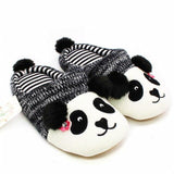 panda Crochet Slippers | We Love Panda
