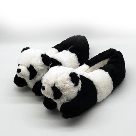 Panda House Slippers | We Love Panda