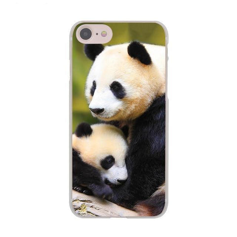 Panda Phone Case  Baby And Mom | We Love Panda