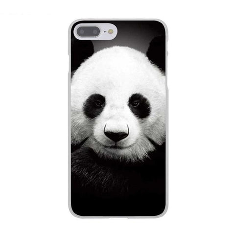 Panda Phone Case  Black And White | We Love Panda