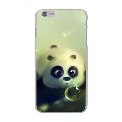 Panda Phone Case  Happy