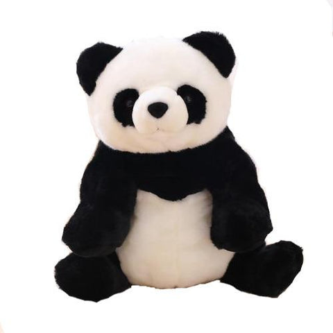 Panda Plush Backpack | We Love Panda