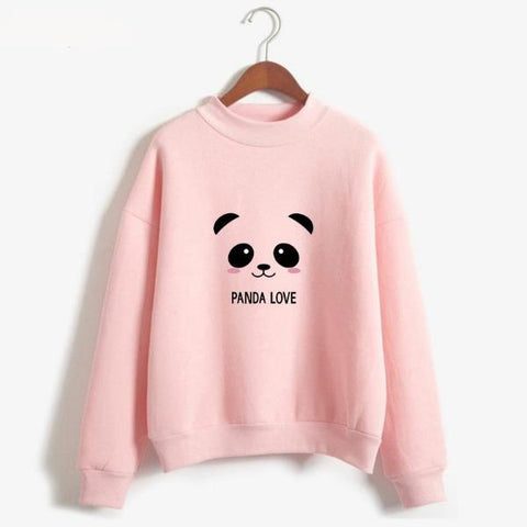 Panda Sweatshirt Love | We Love Panda