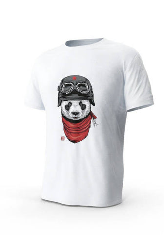 Pilot Panda T-Shirt | We Love Panda