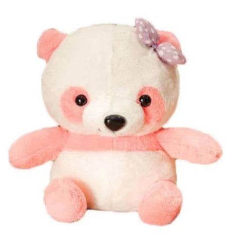 Pink Panda Plush | We Love Panda