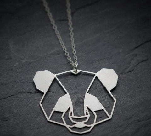 origami-necklace-panda-silver