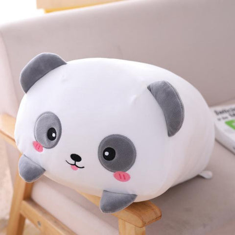 panda-pillow-plush-blanket