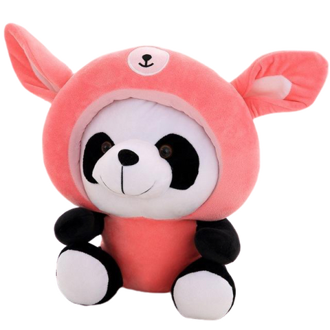 Panda Plush Sign of Zodiac Rabbit