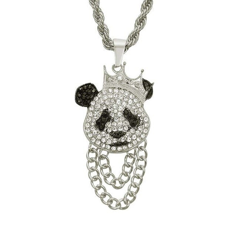 silver-panda-iced-out-chain-king