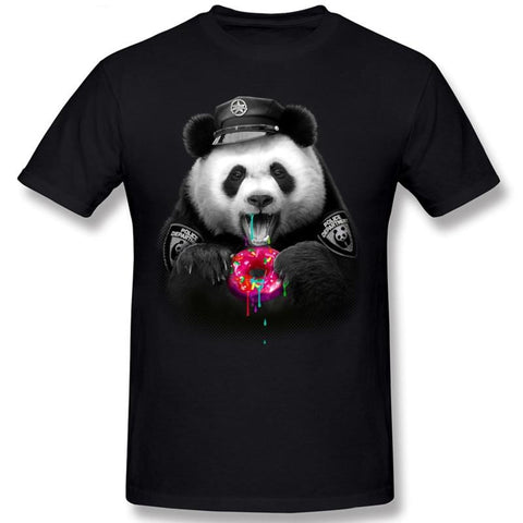 panda-cops-t-shirt-black