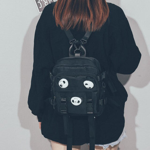 Cool Panda Backpack
