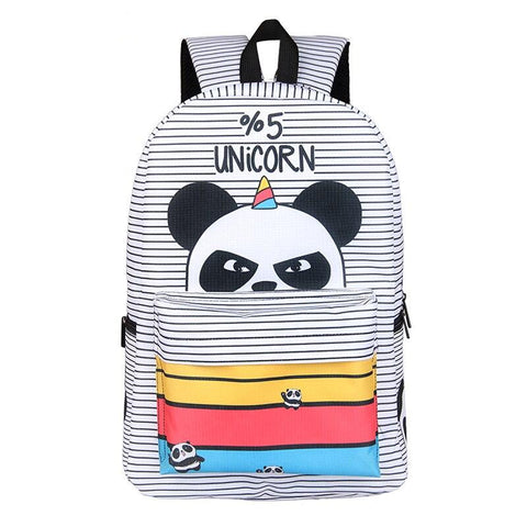 backpack-panda-unicorn-striped