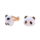Cute Panda Earrings
