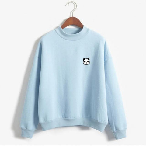 sweatshirt-panda-woman-blue