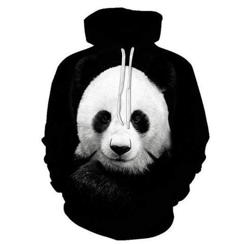 Sweatshirt Panda Male | We Love Panda