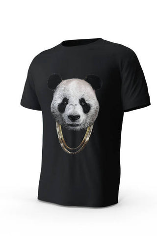 T-Shirt Panda Gold | We Love Panda