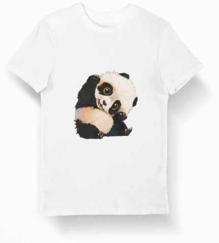 T-Shirt Panda Graphic | We Love Panda